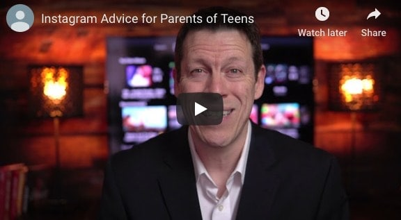 Instagram Advice for Parents