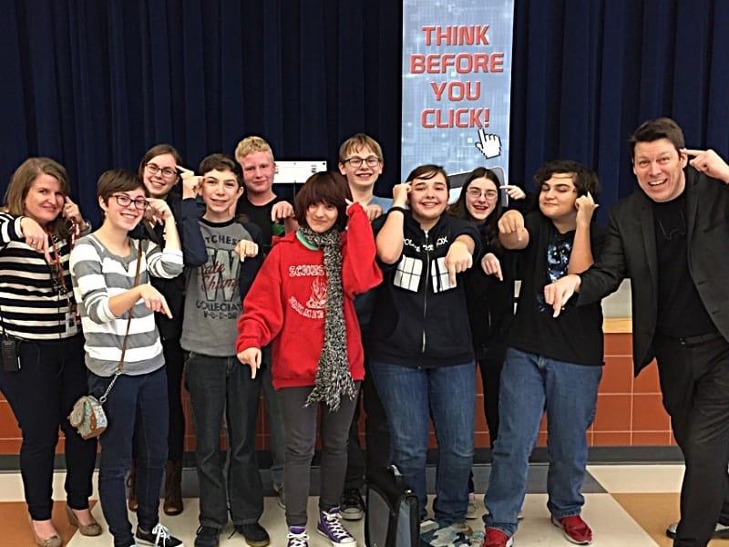 CyberSense School Show